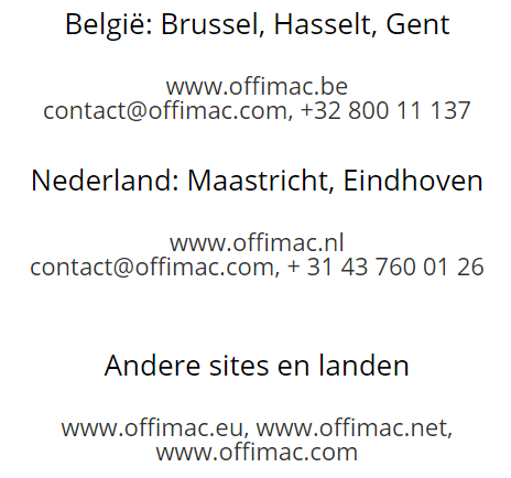 denimproject.org contact NL